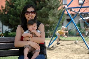 Susan and Griffin, Kis Balaton