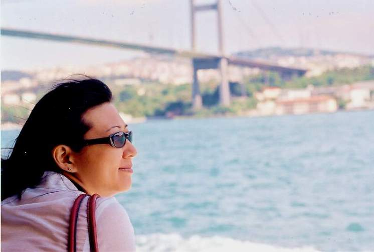 Susan, Bosphoros ferry