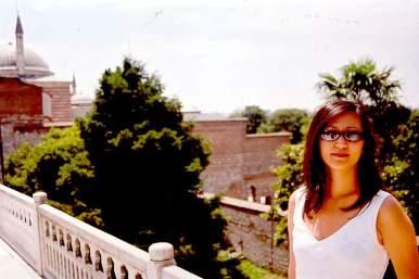 Susan, Tokapi Palace